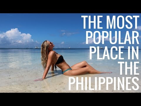 PHILIPPINES PART THREE | Bohol & Boracay