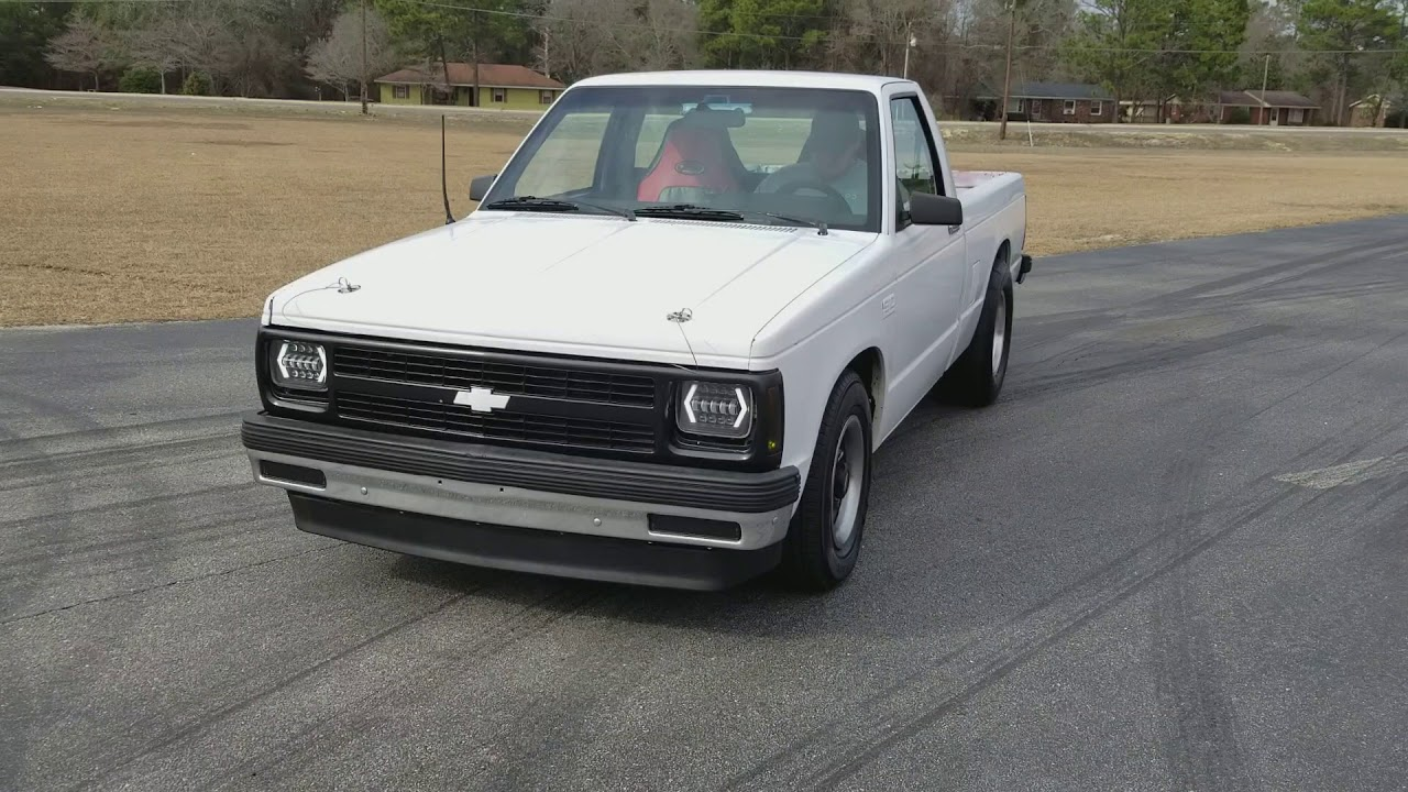 1991 Chevy S10 Obd1 Code Check Engine