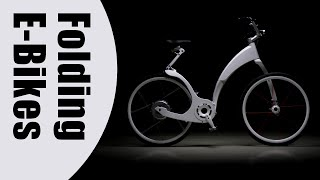 Top 5 New Folding E-Bikes