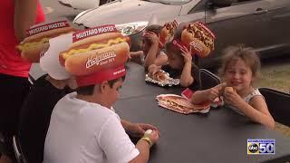 National Hot Dog Day Promo