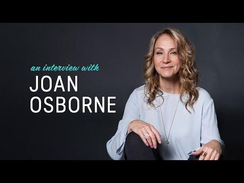 Joan Osborne Interview