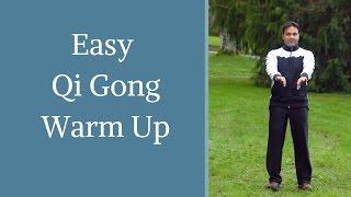Easy Qigong Warm Up😃