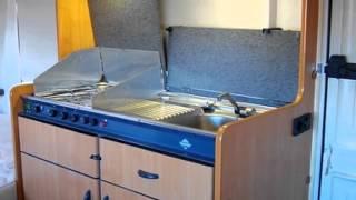 Caravan te koop: HOBBY DE LUXE 370 INCL. VOORTENT & LUIFEL