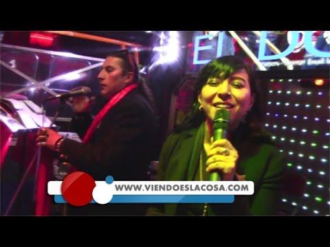VIDEO: LUZ TAMARA GITANOS - Háblame Más De Ti - En Vivo - WWW.VIENDOESLACOSA.COM - Cumbia 2015