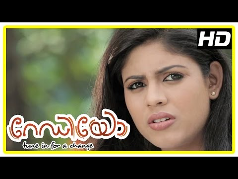 Radio Malayalam Movie | Malayalam Movie | Iniya | Explains Flashback to Sarayu Mohan | 1080P HD