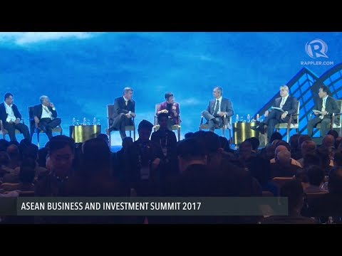 ASEAN BIS 2017: Panel on 'Build, Build, Build: Building for the Future'