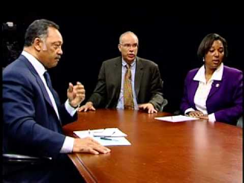 Upfront with Jesse Jackson 2.26.11 - Special Guest: Senator Lena Taylor of Wisconsin
