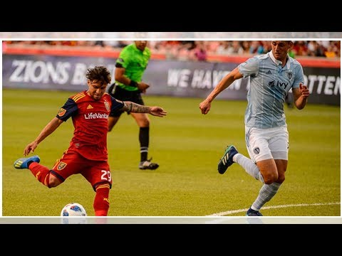 Real Salt Lake loses 2-0 to Sporting KC in fourth round of U.S. Open Cup
