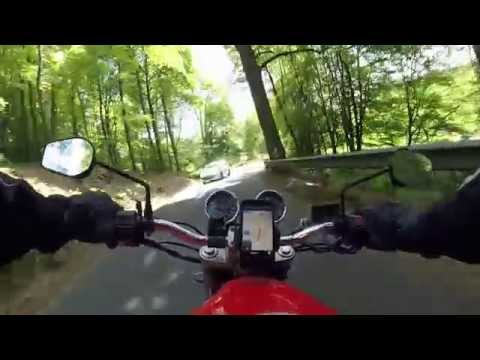 GoPro HD 3 // Bergisches Land // Angry Grandma´s // Lustiger verpatzer