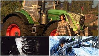 Farming Simulator 17 лучше ВСЕХ, Ubisoft теряет независимость | Игровые новости