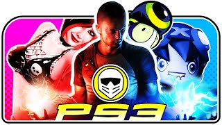 PS3: 6 Weird Best Worst or Semi Lost Games (@RebelTaxi)