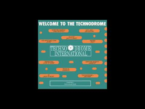 Welcome To The Technodrome - FULL ALBUM