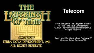 Telecom - The Labyrinth of Time - James Asher