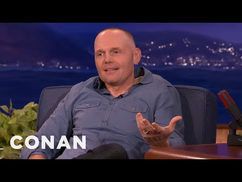 Clint August - Bill Burr Won't Give Foul Balls To Kids - CONAN on TBS