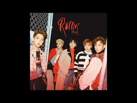 【MP3/Audio/Download】B1A4 (비원에이포) - Rollin' [7th Mini Album]