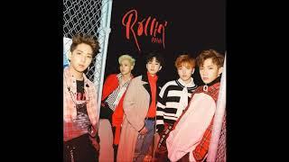 【MP3/Audio/Download】B1A4 (비원에이포) - Rollin' [7th Mini Alb…
