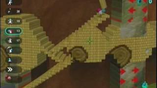 Lemmings Revolution Level 4-5