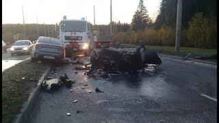 Дорожный патруль №192 (эфир от 08.06.2021 на #БСТ) #авария #дтп