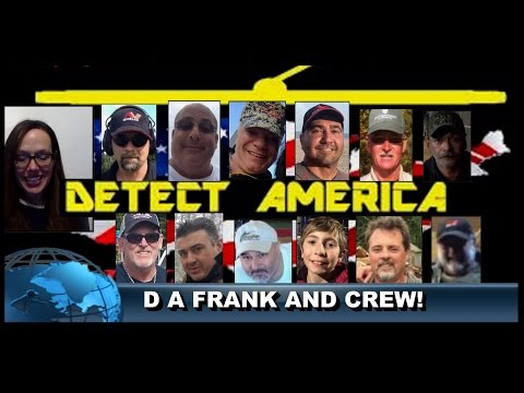 Relic News Frank Lopergolo Detect America Metal Detectorist From  New Jersey!
