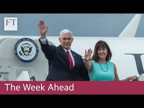 Pence to Latin America, Kenya election