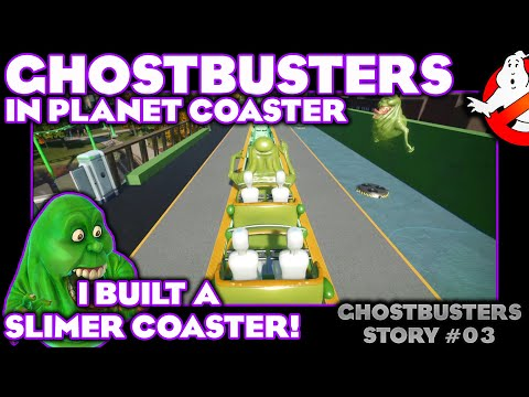 Ghostbusters Story - Chapter 3 | Planet Coaster |