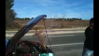 moteur Toyota Corolla en surchauffe