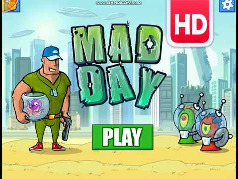 Primul video dupa canal, jucam Mad Day (FRIV)
