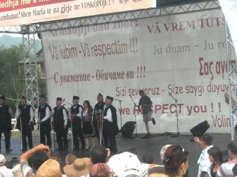 Gramosteanj - Ti multsa anj gramosteanj -  Moscopole 2010