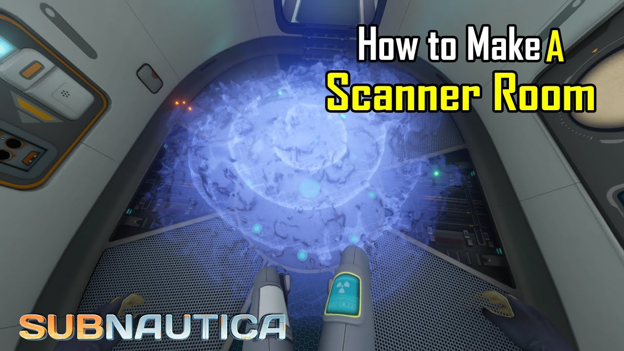 Subnautica How To Make A Scanner Room And Blueprint Location Youtube Download better scanner room mod. subnautica how to make a scanner room and blueprint location