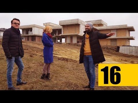 Casă de 1.000.000 EURO.  Arhitecți Moldoveni cu proiecte în România, Belgia și Olanda.