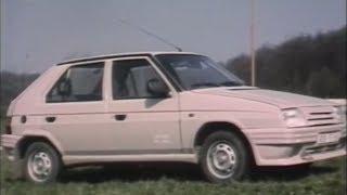 Škoda Favorit 12/18 - Tuning z JRD Pokrok (11. február 1988)