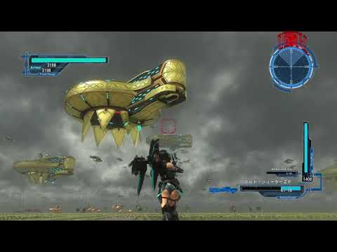 EDF 5 - TEST ALL WEAPONS - Wing Diver Snipers - Earth Defense Force 5 thumbnail