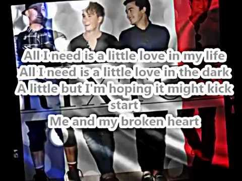 Me and My Broken Heart -Rixton (Unofficial)