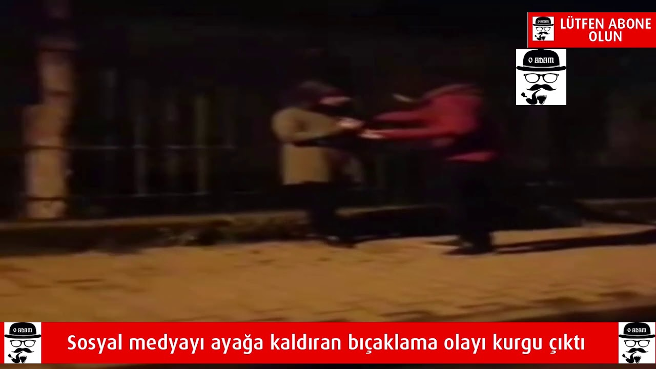 Ordu Haberleri: Sosyal medyada yayılan kurgu bıçaklama olayında yeni görüntüler ortaya çıktı 68