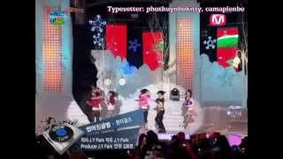 [Vietsub Kara] Wonder Girls - Summer Christmas Jingle & Ebabo