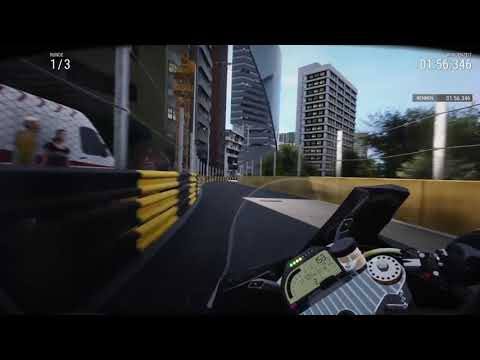 Macau Ride4 HelmetView Two Stroke Suter