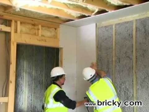 How To Drylining/Plasterboard