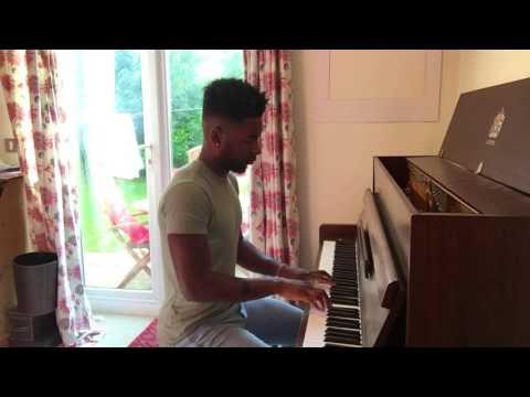 Bryson Tiller - Don't (Piano Cover) by Jordan Darko