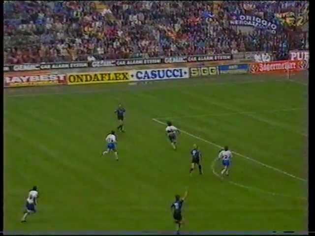 90 91 Serie A Inter Vs Sampdoria Part 1 Youtube