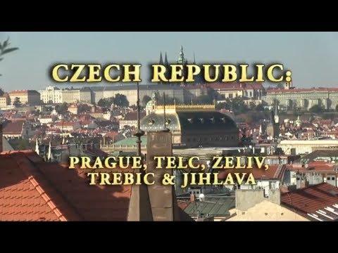 Czech Republic -- Prague Telc Zeliv Trebic Jihlava