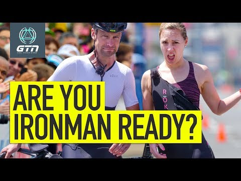 Are You Ironman Ready