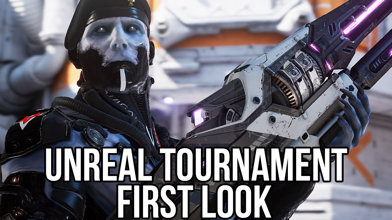 Unreal Tournament (Free Online FPS): Watcha Playin ...
