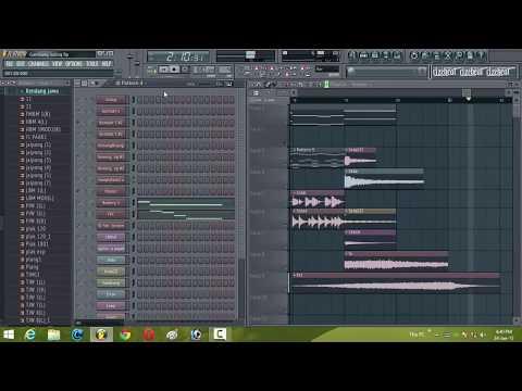 #FLStudio - Gambang Suling & Suwe Ora Jamu (Midley) Remix Jathilan