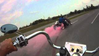 V8 Trike Drift | V8 Choppers