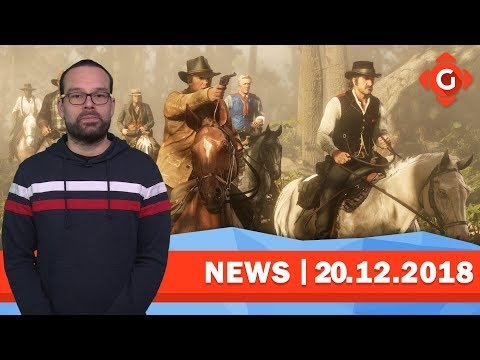 Red Dead Redemption 2 doch für den PC? | GW-NEWS thumbnail