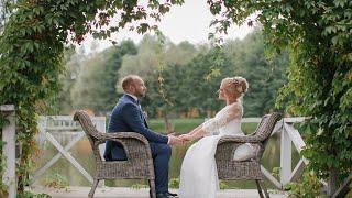 Свадьба Юлии и Андрея в загородном парк-отеле «Белые Аллеи»