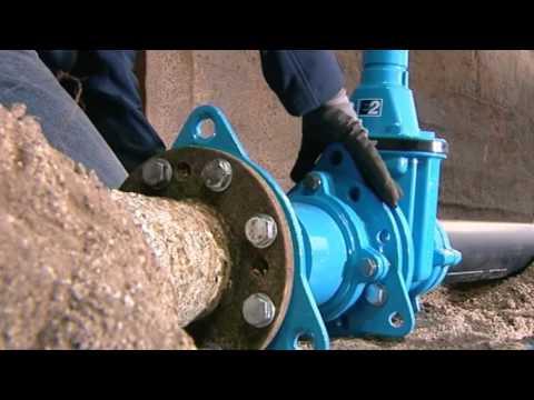Flexible Pipe Fitting | Hawle VARIO | EN
