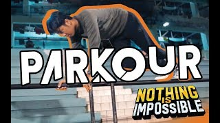 Parkour Mah Gampang  | Nothing Is Imposible #2