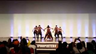 INFIDAFALO at HIP HOP INTERNATIONAL NORTH LUZON