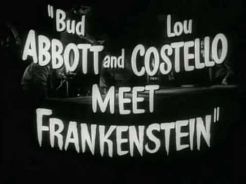 watch abbott and costello meet frankenstein free